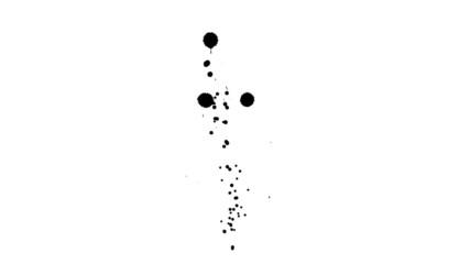 Smudges Ink Drops 19