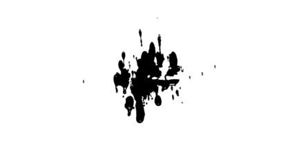 Smudges Ink Drops 16