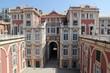 Leinwanddruck Bild - Palazzo Reale Genova