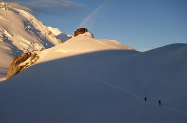Refuge des Cosmiques, Massif du Mont Blanc