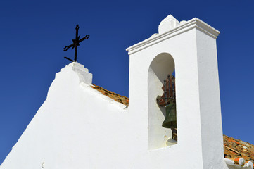 Church in Armacao De Pera, Portugal