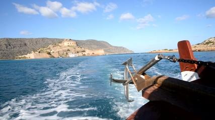 Bootsfahrt bei Elounda, Kreta