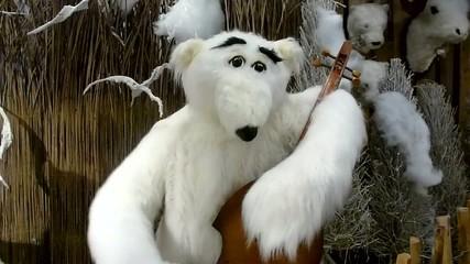 ice bear doll