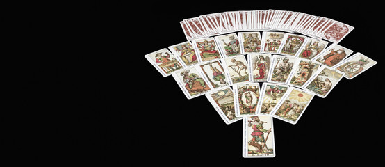 Major Arcana Tarot large