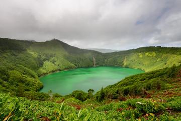 Lagoa de Santiago, paraíso nos Açores