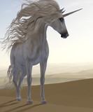 Fototapety Desert Dune Unicorn