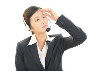 頭痛のオペレーター