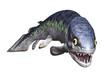 Rhizodus - Prehistoric Fish