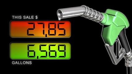 gasoline sales