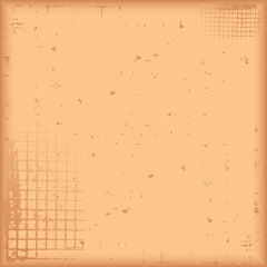 Beige background with industrial injuries