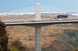 pont sur la route des Tamarins, île de la Réunion
