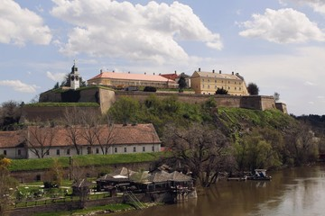Petrovaradin Fortress in Novi Sad