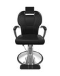 Barber Chair Isolated - 75114268