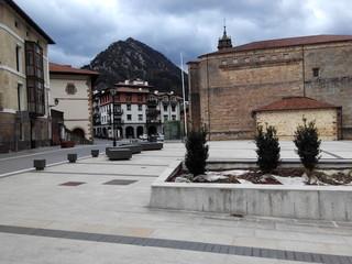 Plaza,pueblo