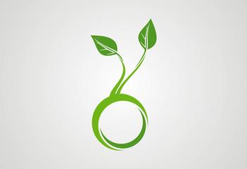 Ecology  logo vector