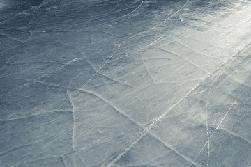 ice skate abstract background