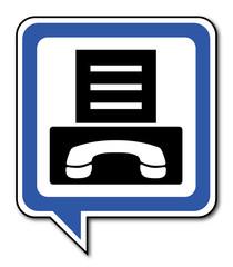 Logo fax.