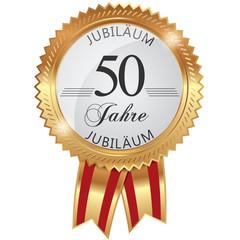 Jubiläum für 50 Jahre