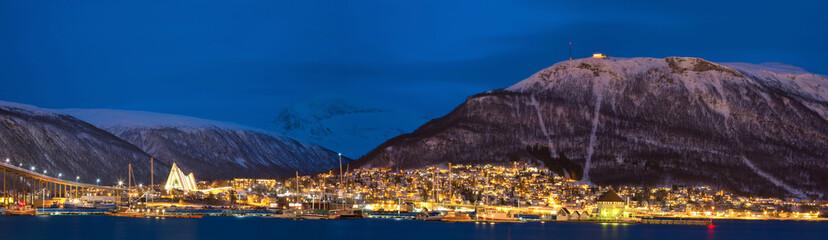 Tromso Panorama Norway