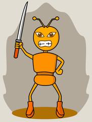 Ant Warrior