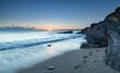 Hemmick Beach Sunset
