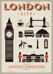 London City Poster Design