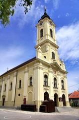 Church of Our Lady in Zemun (Belgrade), Serbia