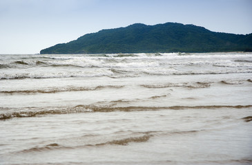 Tamarindo Beach in Costa Rica