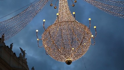 Weihnachtsbeleuchtung Wien
