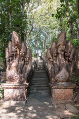 Naga statue, Buddhist Dragon