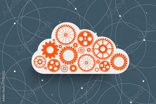 cloud computing - 75125032