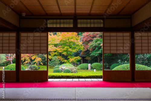 日本庭園 - 75125699