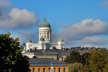 Helsinki mit Dom