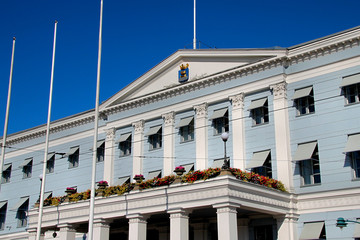 Rathaus Helsinki
