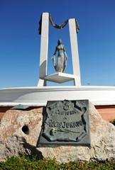 Homenaje a Rocío Jurado, Chipiona, Cádiz, España
