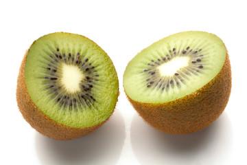 kiwi sliced