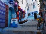 モロッコの路地