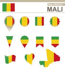 Mali Flag Collection