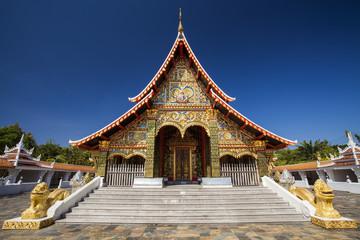 Beautiful thai temple.