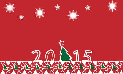 Felicitación año nuevo 2015