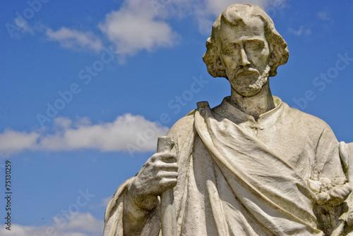 Papiers peints Statue Saint Joseph