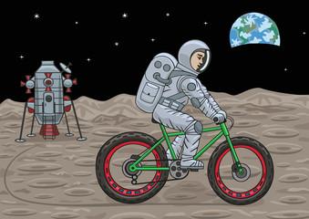 Space fatbike.