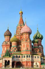 Храм Василия Блаженного в Москве