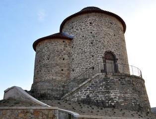 Romanesque rotunda, Czech Republic, Europe