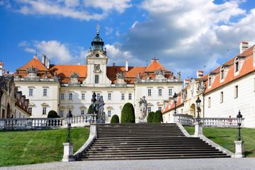 baroque castle Valtice (UNESCO), Czech republic