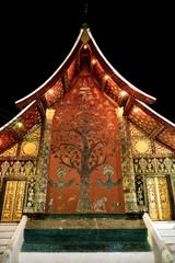Wat Xieng thong temple, Luang Pra bang, Laos