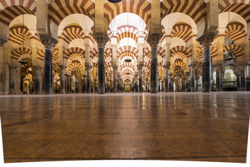 Great Mosque of Cordoba, Andalusia, Spain
