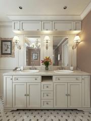 Bathroom Vanities classic style