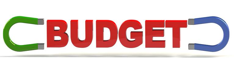 Budget richtung