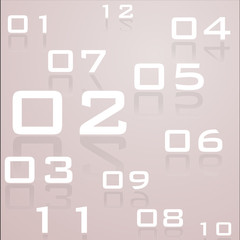 orologio specchio
